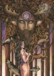The Horned God and Mother Gaia